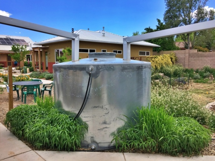4. Cistern